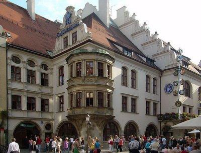Хофбраухаус, Мюнхен