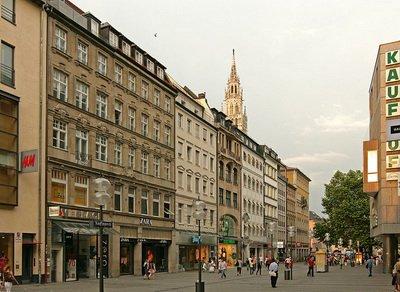 Кауфингерштрассе, Мюнхен