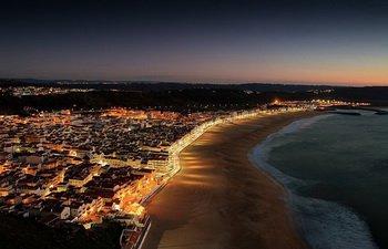 Пляж Назаре, фото Joaomartinho63