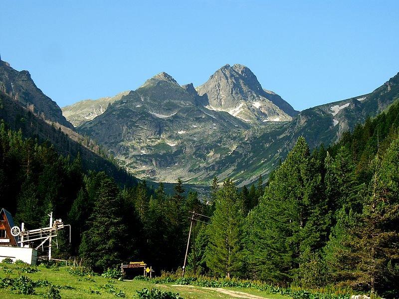 Рильские горы, Болгария