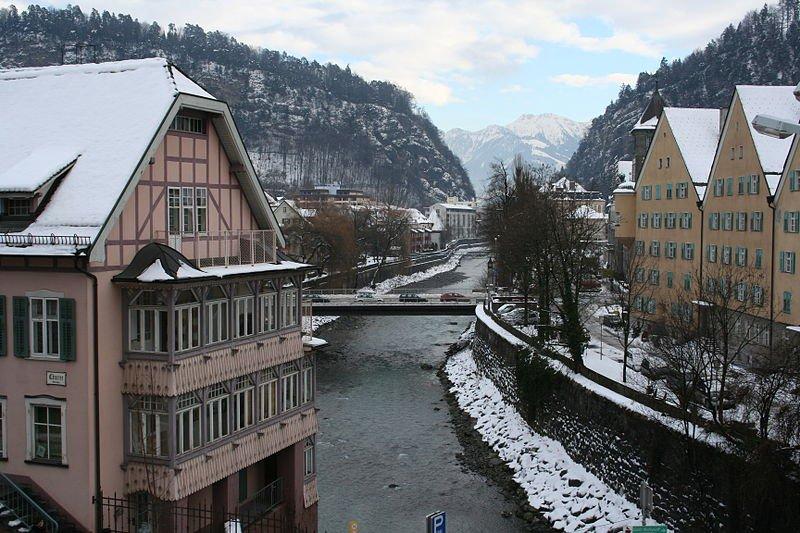 Фельдкирх, Австрия