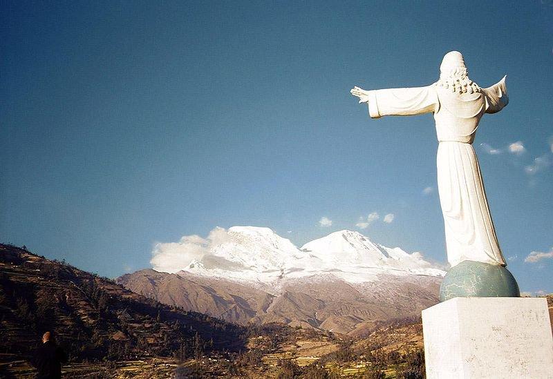 Вид на Уаскаран, Перу