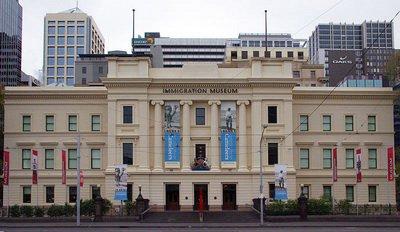 Музей иммиграции в Мельбурне