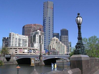 Небоскребы Мельбурна