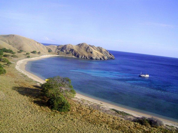 Остров Комодо, Индонезия, фото sportfishingkomodo.com