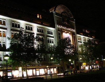 Универмаг KaDeWe, Берлин, Германия