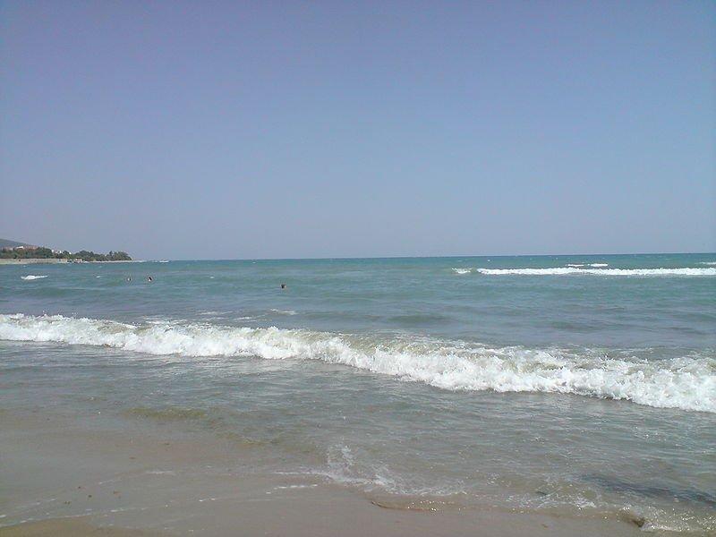 """Пляж на """"Солнечном берегу"""""""