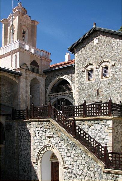 Киккос, Кипр