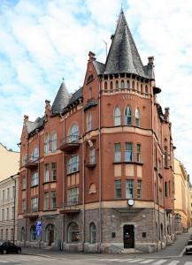 Катаянока, Хельсинки