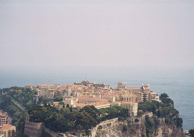 Скала Монако