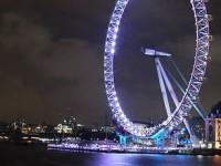 Лондонский глаз, Лондон, Великобритания_1