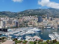 Панорама Монако