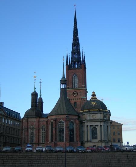 Риддарсхольмская церковь