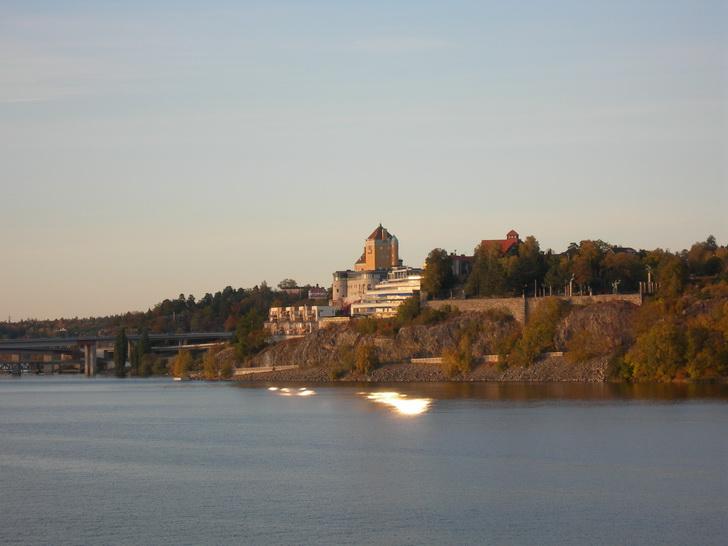 Стокгольм, Миллесгорден