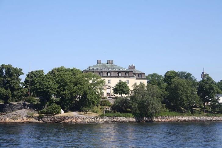 Усадьба Waldermasudde, Юргорден, Стокгольм