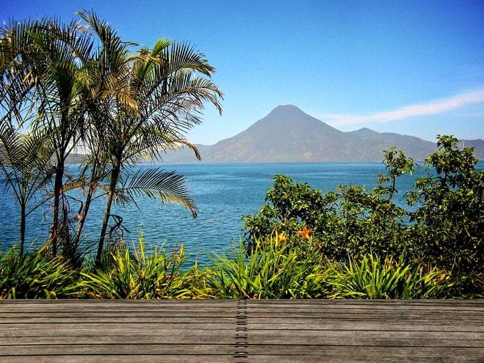 Озеро Атиталн, Гватемала