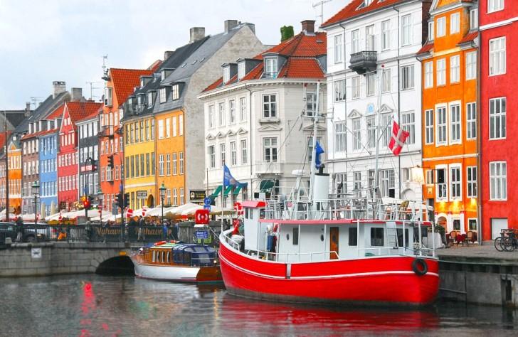 Нюхавн, Копенгаген, Дания