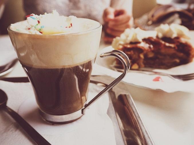 Кофе и штрудель, Вена