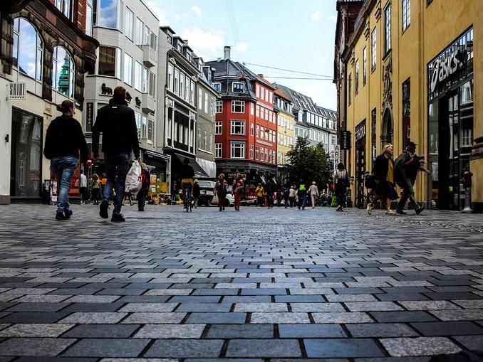 Строгет, Копенгаген, Дания