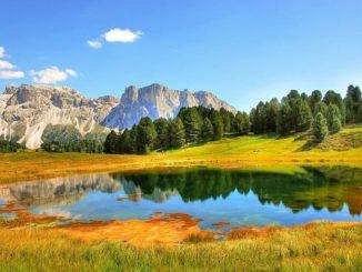 Австрия, Доломитовые Альпы