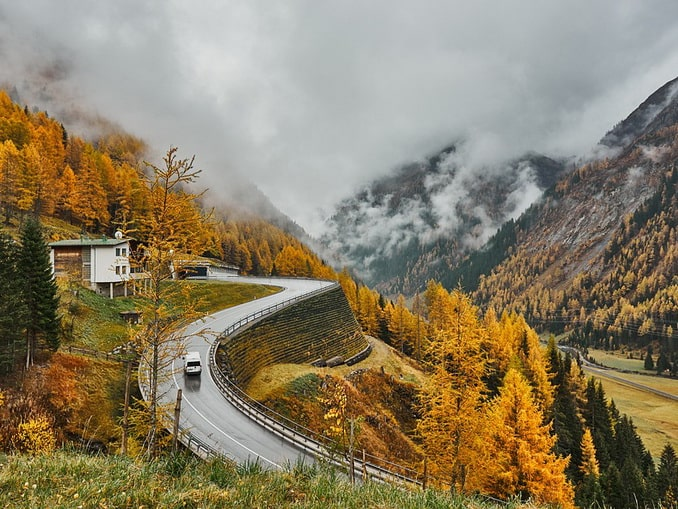Доломитовые Альпы, Австрия