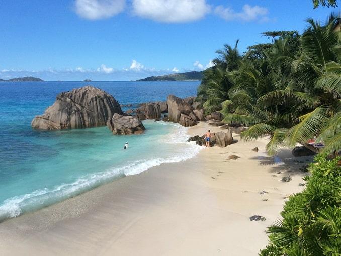 Сейшельские острова, Африка