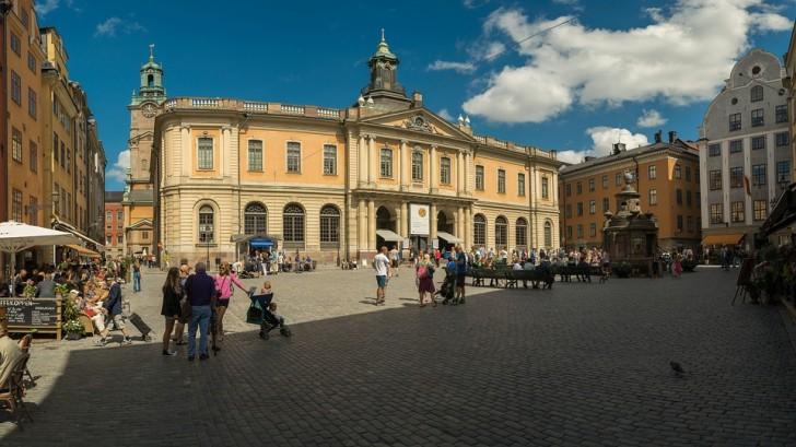 Площадь Стурторьет, Стокгольм