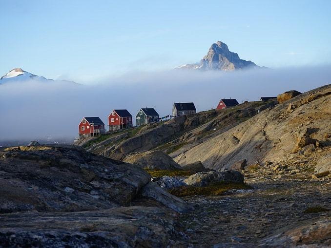 Тазилиак, Гренландия