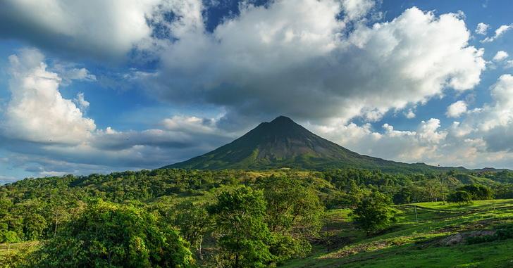Коста-Рика, Центральная Америка