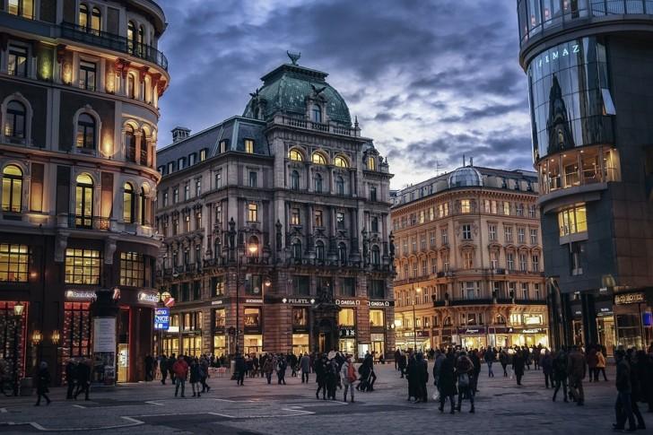 Вена, центр города