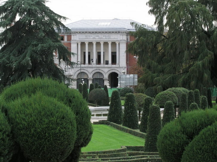 Буэн-Ретиро, Мадрид