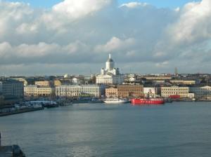 Центральная часть Хельсинки