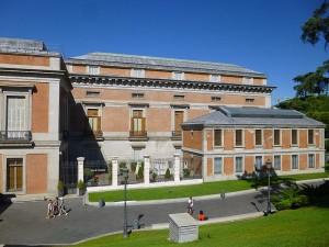Главное здание Прадо