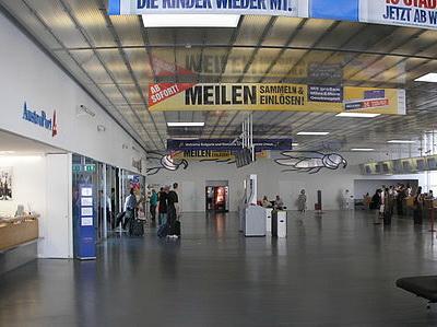 Терминал аэропорта Швехат