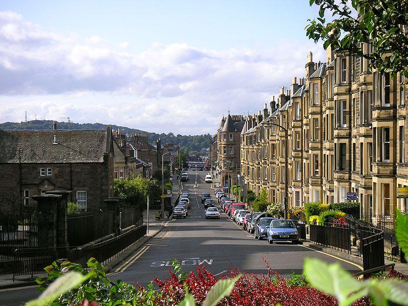 Эшли-террасс, Эдинбург