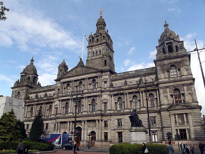 Здание городского совета Глазго