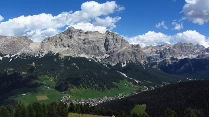Альта-Бадия, Доломитовые Альпы, Италия