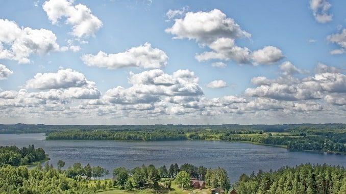 Литва - озерный край