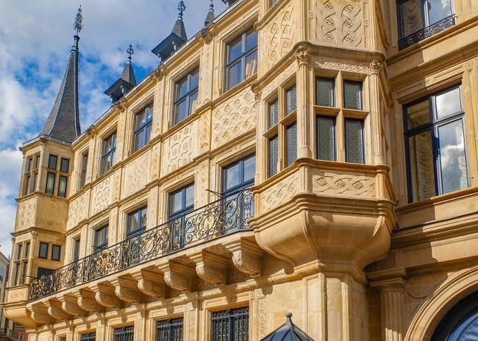 Дворец Великих герцогов Люксембургских