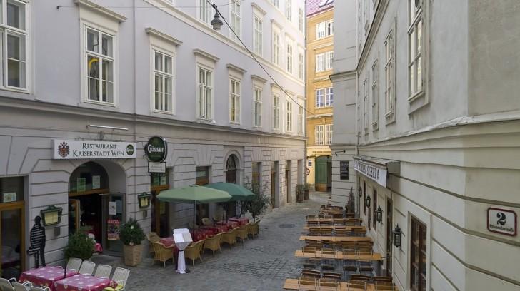 Кафе, Вена