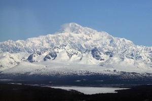 Гора Мак Кинли, Аляска