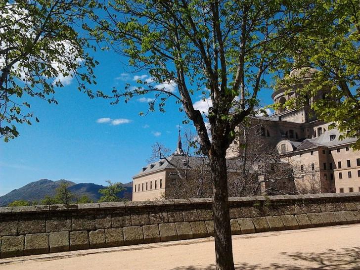 Дворец Филиппа II в Эскориале