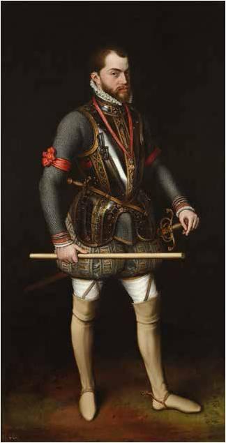 Филипп II (1527-1598)