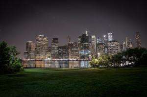 Нью-Йорк - это Манхеттен