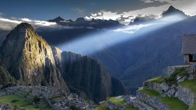 Перу - одна из стран Южной Америки