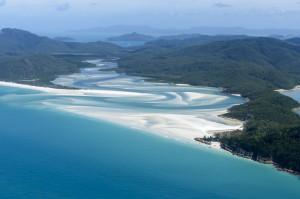 Острова Уитсанди, Австралия