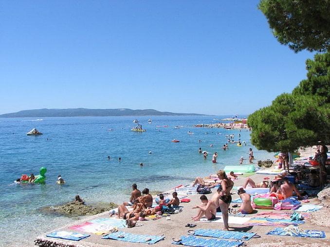 Макарская Ривьера, Хорватия