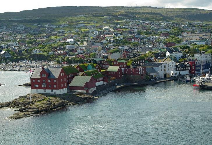 Торсхафн, Фарерские острова