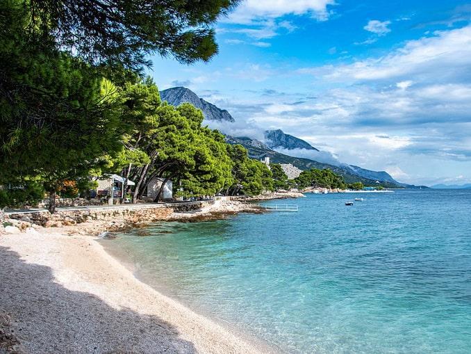 Макарская Ривьера в Хорватии