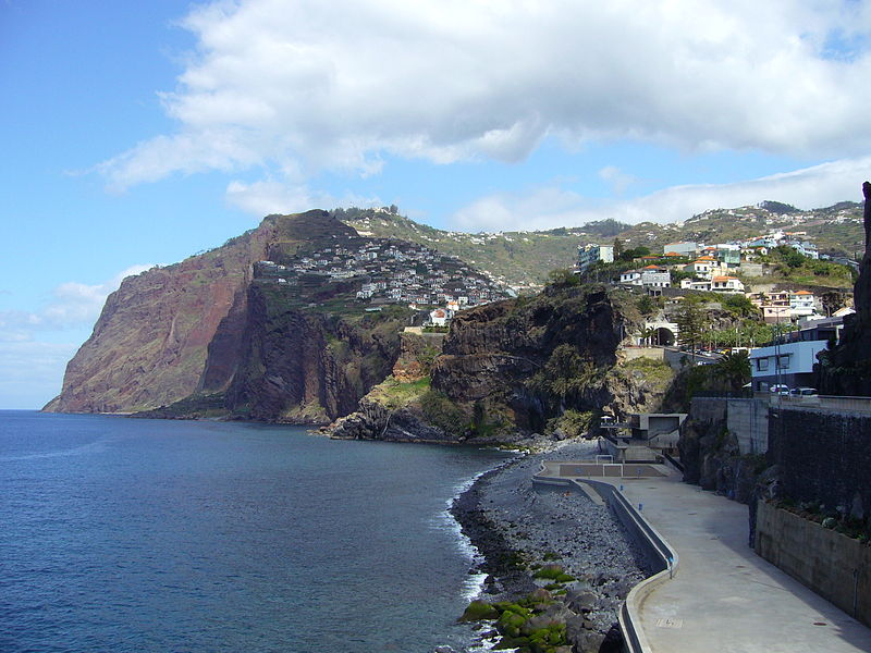 Cabo Girão, Мадейра